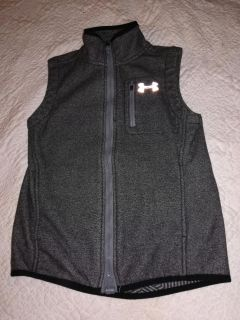 Youth small under armour vest cold gear