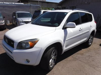 ***Arizona Rides ** 2007 Toyota Rav 4 with AWD SUV