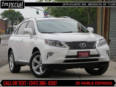 2014 Lexus RX 350 Base (Ultra White)