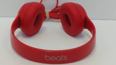 Beats Solo 2 Wired - Red