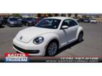 used 2013 Volkswagen Beetle for sale.