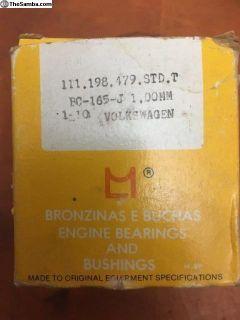 NOS Main Bearing Metal Leve (111 198 479 O)