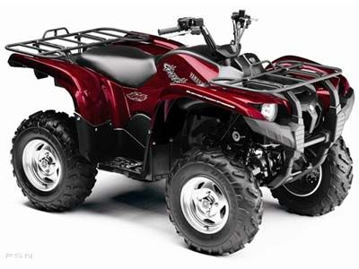 2009 Yamaha Grizzly 700 FI Auto. 4x4 EPS Special Edition Utility ATVs Boise, ID