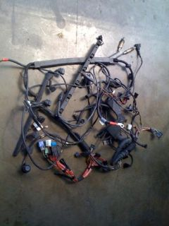 Purchase USED BMW ENGINE WIRE HARNESS motorcycle in Santa Rosa, California, US, for US $250.00