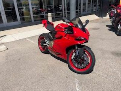 2014 Ducati Superbike 899 Panigale SuperSport Motorcycles Albuquerque, NM