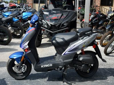 2018 Kymco Agility 50 250 - 500cc Scooters Clearwater, FL