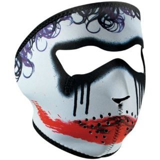 Buy Zan Headgear Trickster Face Mask motorcycle in Manitowoc, Wisconsin, United States, for US $11.68
