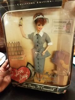 I Love Lucy collectible doll
