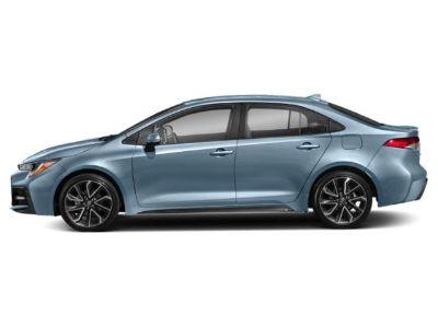 2020 Toyota Corolla SE (Celestite Gray Metallic)