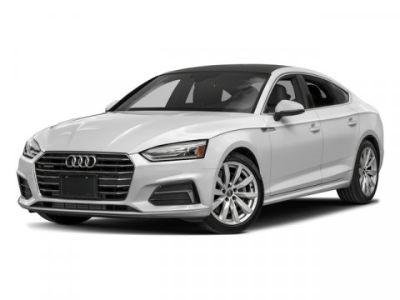 2018 Audi A5 Sportback Premium Plus (Moonlight Blue Metallic)