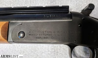 For Sale: H&R 308