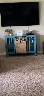 Target entertainment stand/entry way table