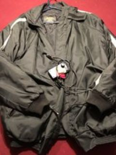 Heated motorcycle jacket g