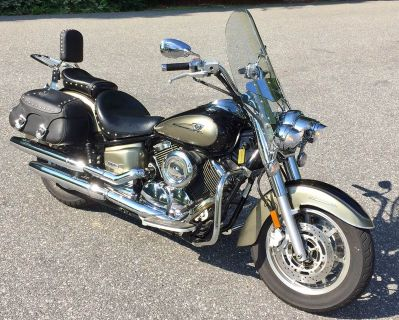 2005 Yamaha V Star 1100 Silverado Cruiser Motorcycles Lowell, NC