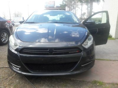 2013 Dodge Dart SXT (Blue,Dark)