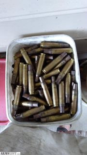For Sale: Brass 50BMG
