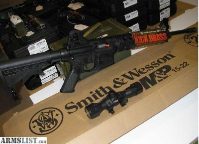 For Sale: S&W M&P 15 Sport