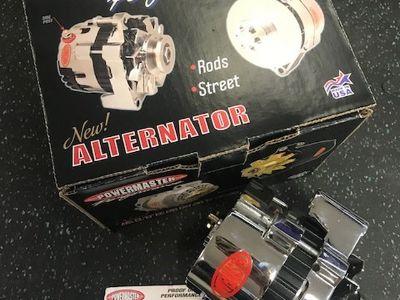 Powermaster Alternator