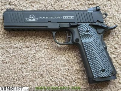 For Sale: RIA Tactical 1911 .45 ACP/ Like New/ $475 SHIPPED!
