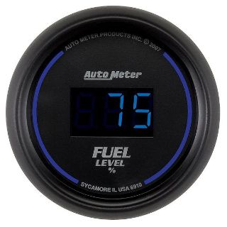 "Sell Auto Meter 6910 Cobalt Digital 2 1/16"" Fuel Level Programmable Gauge motorcycle in Greenville, Wisconsin, US, for US $104.10"