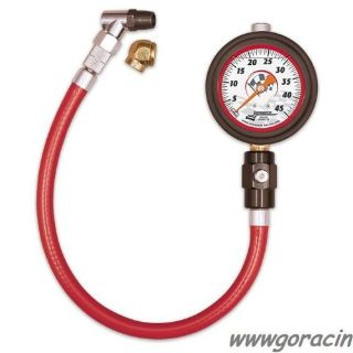 """Purchase Longacre Liquid Filled 2 1/2"""" Glow in the Dark 0-45 PSI Tire Pressure Gauge motorcycle in Monroe, Washington, United States, for US $51.00"""