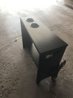 End tables with Outlet / USB port built in