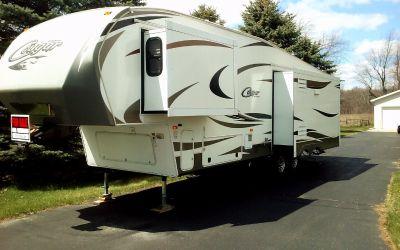 2012 Keystone COUGAR 323MKS