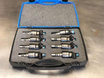 Billet Atomizer 225 lb. Injectors (x8)