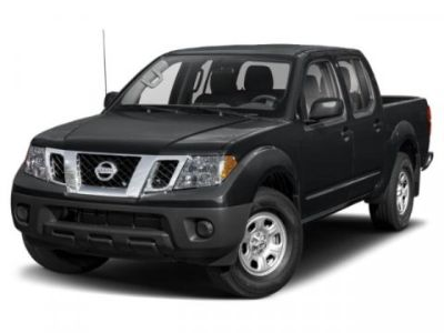 2019 Nissan Frontier SE V6 (Cayenne Red Metallic)