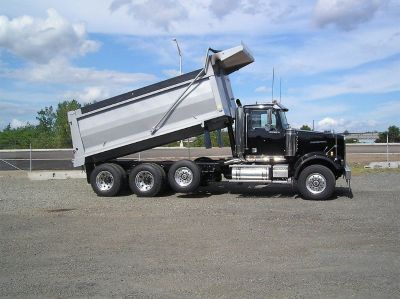 Dump truck funding - All credits - (Nationwide)