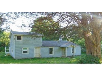 2 Bed 1 Bath Foreclosure Property in Athens, PA 18810 - Round Top Rd