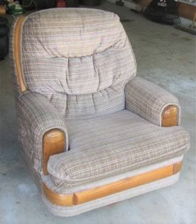 Very Comfortable Accent Chair - Swivel Rocker