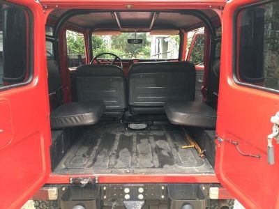 1976 Toyota FJ40 Land Cruiser : SUVs For Sale