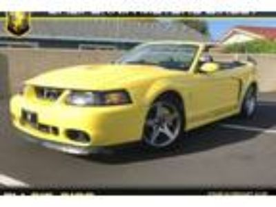 Used 2003 Ford Mustang SVT Cobra