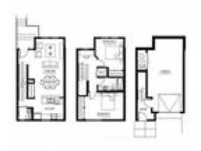 Riverbluff Townhomes - Two BR One BA Townhome
