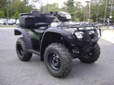 2014 Honda FourTrax Foreman Rubicon EPS Utility ATVs Asheville, NC