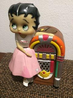 Betty Boop Collectible Bank