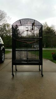 Parrot Cage for large Amazon or African Grey Etc.
