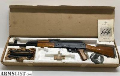 For Sale: Norinco 84S Straight Cut RARE 556 5.56 223 AK 47 RARE 223...Original Factory Box -PRISTINE- MAK 90