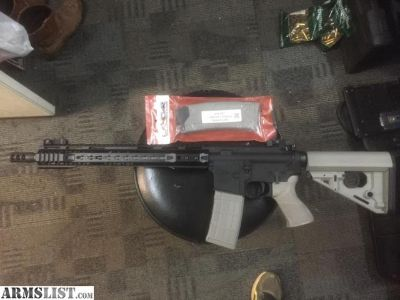 For Sale: 16 .223 Anderson Manufacturing AR15
