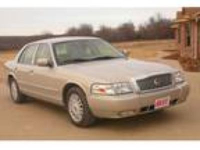 2007 Mercury Grand Marquis for Sale by Owner