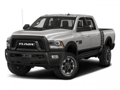 2017 RAM 2500 Power Wagon (Maximum Steel Metallic Clearcoat)