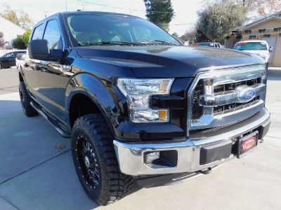 2016 Ford F150 SuperCrew Cab XLT Pickup 4D 5 1/2 ft