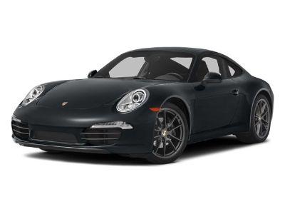 2014 Porsche 911 Carrera (Rhodium Silver Metallic)
