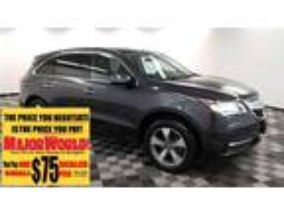 $29500.00 2016 Acura MDX with 38328 miles!
