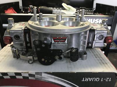 Gary Williams 1250 Gas Dominator