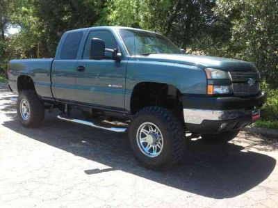 Used 2007 Chevrolet Silverado (Classic) 2500 HD Extended Cab for sale