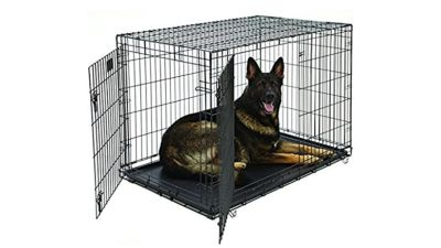 XL KENNEL, 32 by 48 inches, folds down flat