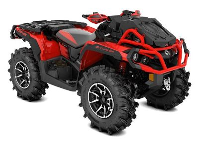 2018 Can-Am Outlander X mr 1000R Utility ATVs Albemarle, NC