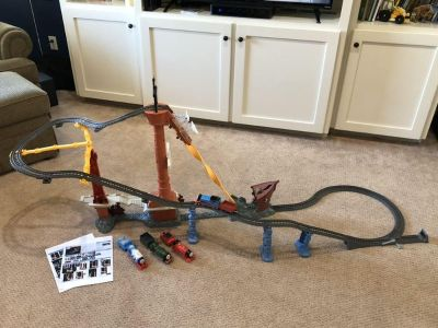 Thomas and Friends Ship Wreck Rails